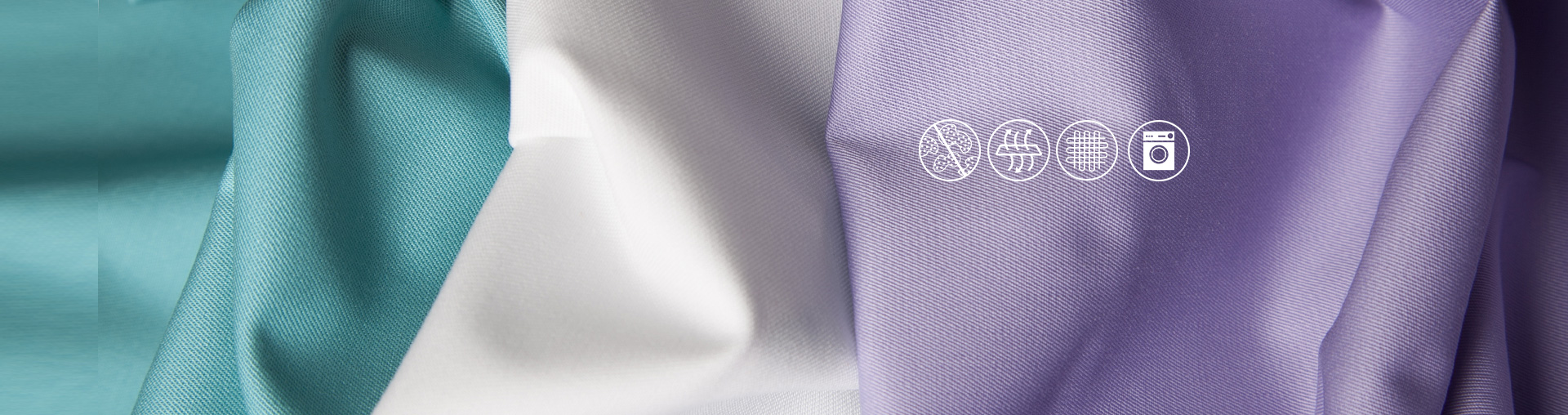 Fabrics for healthcare
