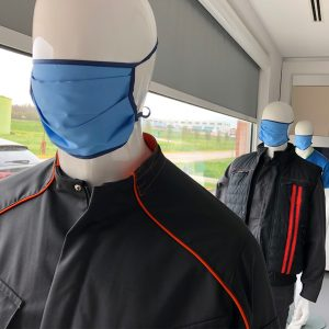 Klopman: new protective masks available on line