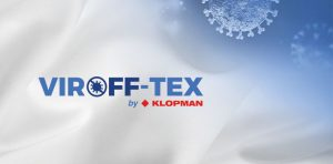 Klopman launches the antiviral fabric finish