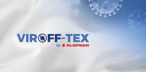 Klopman launches the antiviral fabric finish